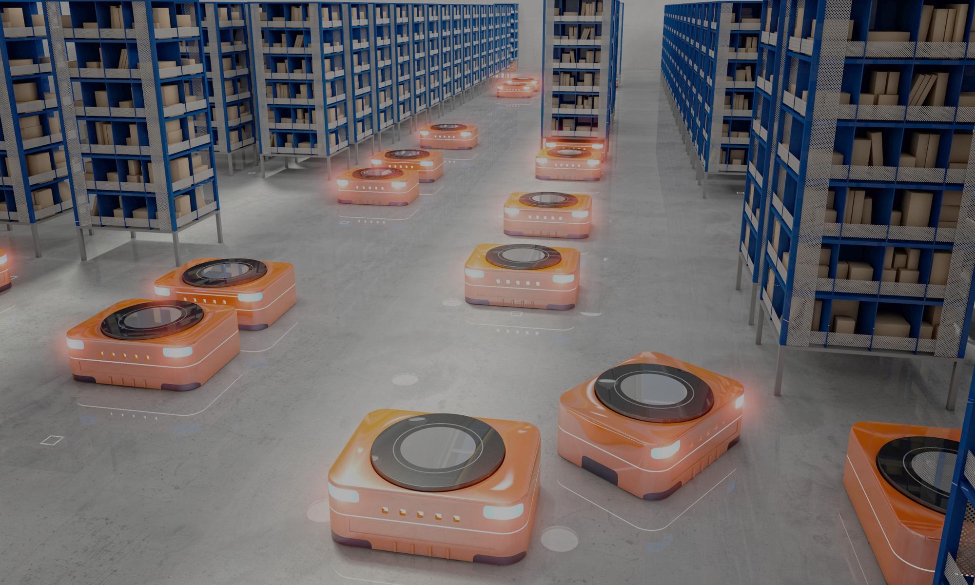 warehouse wms toekomst